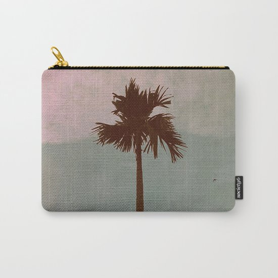 Palm Tree (vintage) Carry-All Pouch