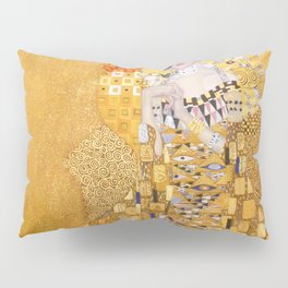 Gustav Klimt - The Woman in Gold Pillow Sham