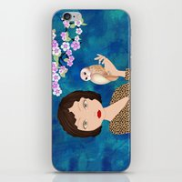 friendship iPhone & iPod Skins featuring Friendship by MyimagesArt