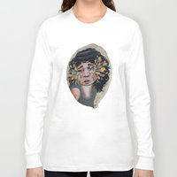snatch Long Sleeve T-shirts featuring I See In Color by Ben Geiger