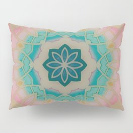 Fun with Coloring Infared Style Pillow Sham