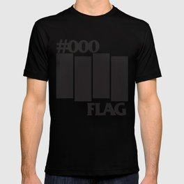 #000 Flag T-shirt