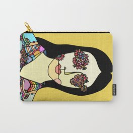 I See Flowers Carry-All Pouch