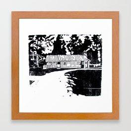 Bibyn Framed Art Print
