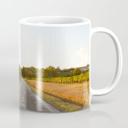 Driving in Bordeaux Coffee Mug