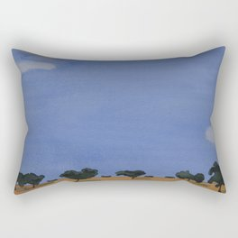 alentejo naif Rectangular Pillow