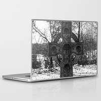 celtic Laptop & iPad Skins featuring Celtic by Kendall Brier