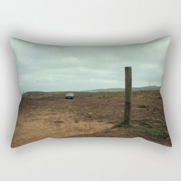 Melancholy is the source of all Happiness. Rectangular Pillow