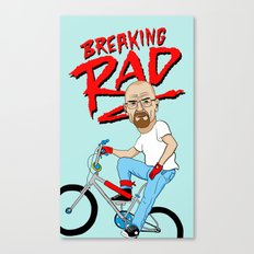 Breaking Rad Canvas Print