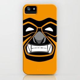 Gibbon Wrestler iPhone Case