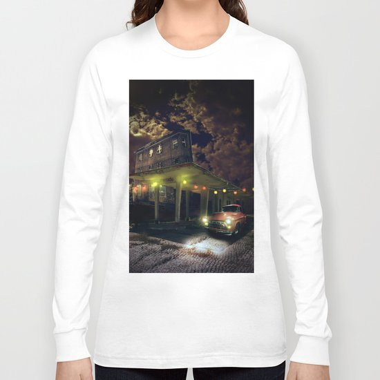 Night fill Long Sleeve T-shirt
