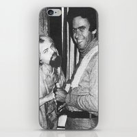 chad wys iPhone & iPod Skins featuring Ted Bundy, Chad the Chicken by Chad M. White
