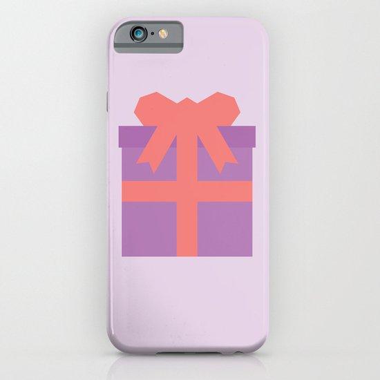 #49 Present iPhone & iPod Case