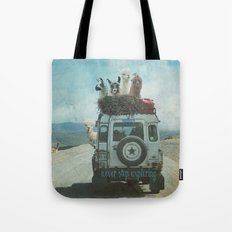 NEVER STOP EXPLORING II SUMMER EDITION Tote Bag