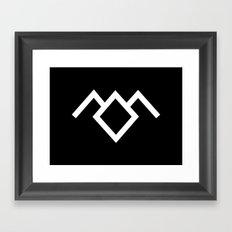 Owl - Twin Peaks Framed Art Print
