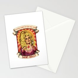 Saint Dolly Stationery Cards