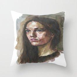 Patrimoine Throw Pillow