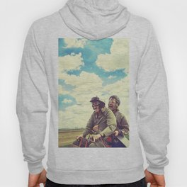 Best Buds - Dumb and Dumber - jim carrey, movie poster Hoody