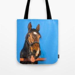 Horse Albert Tote Bag