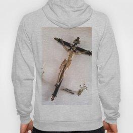Christ crucified. Hoody