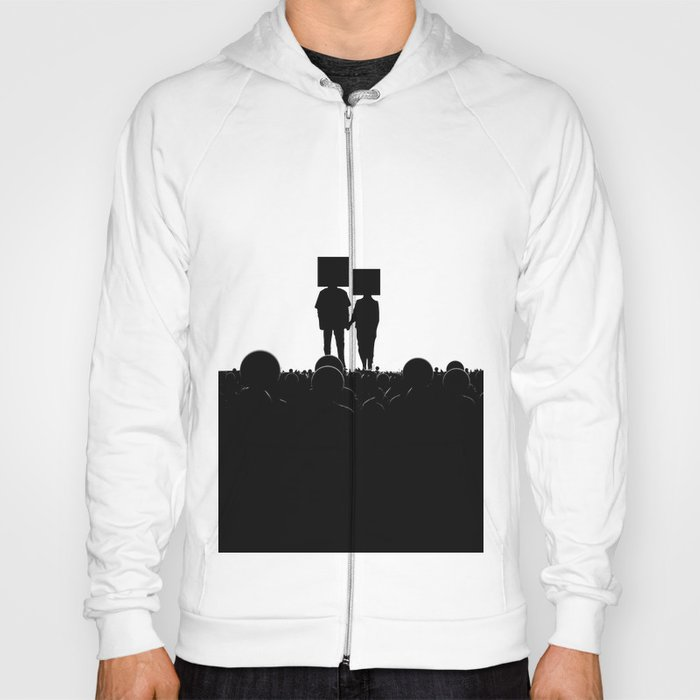 I have you. You have me. - US AND THEM Hoody