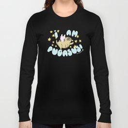Pugasus Long Sleeve T-shirt