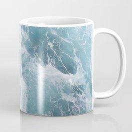 White water waves Coffee Mug
