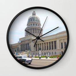 Capitol Wall Clock