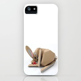 Unlucky Rabbits Foot iPhone Case