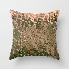 Dunes near Lake Chad Throw Pillow