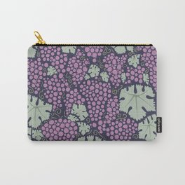 Harvest Time (pink) Carry-All Pouch