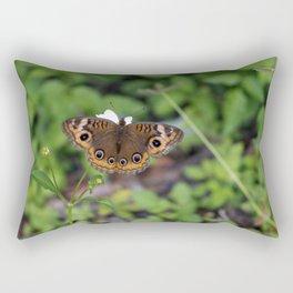 Butterfly. Rectangular Pillow