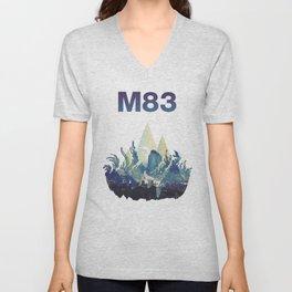 M83 Unisex V-Neck