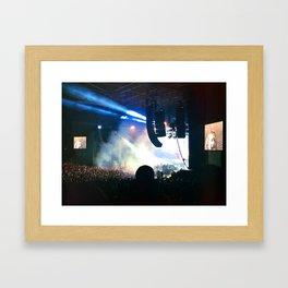 Kings of Leon Framed Art Print