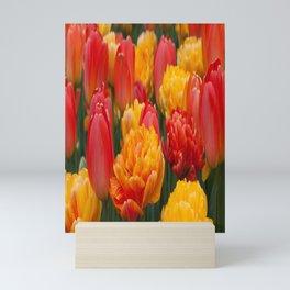 Scrumptious Tulips Mini Art Print