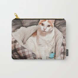 Herecules the Cat Carry-All Pouch