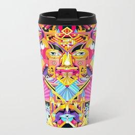 color Metal Travel Mug