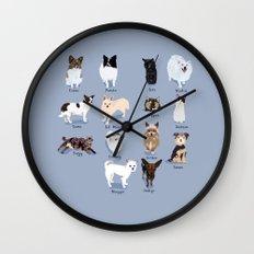 14 Dogs & Kitties Wall Clock