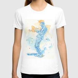 M Davis T-shirt