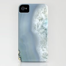 Blue Agate II iPhone (4, 4s) Slim Case
