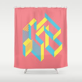 PYB Isorinth Shower Curtain