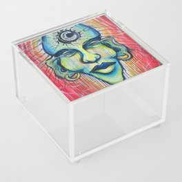Moon God Acrylic Box