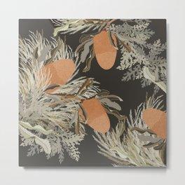 Banksia Metal Print