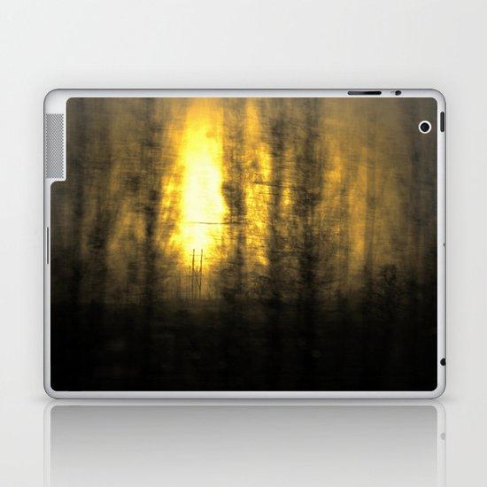 Train View Laptop & iPad Skin