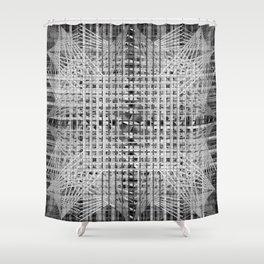 Cash Money Shower Curtain