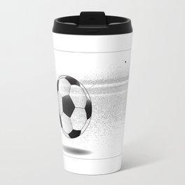 Moving Football Travel Mug