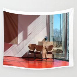 The Institute Wall Tapestry