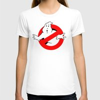 ghostbusters T-shirts featuring Ghostbusters by IIIIHiveIIII