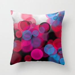 Dream Dots Throw Pillow