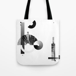 Minimal balance exploration 1 Tote Bag
